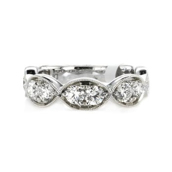1.55 ctw Diamond Band