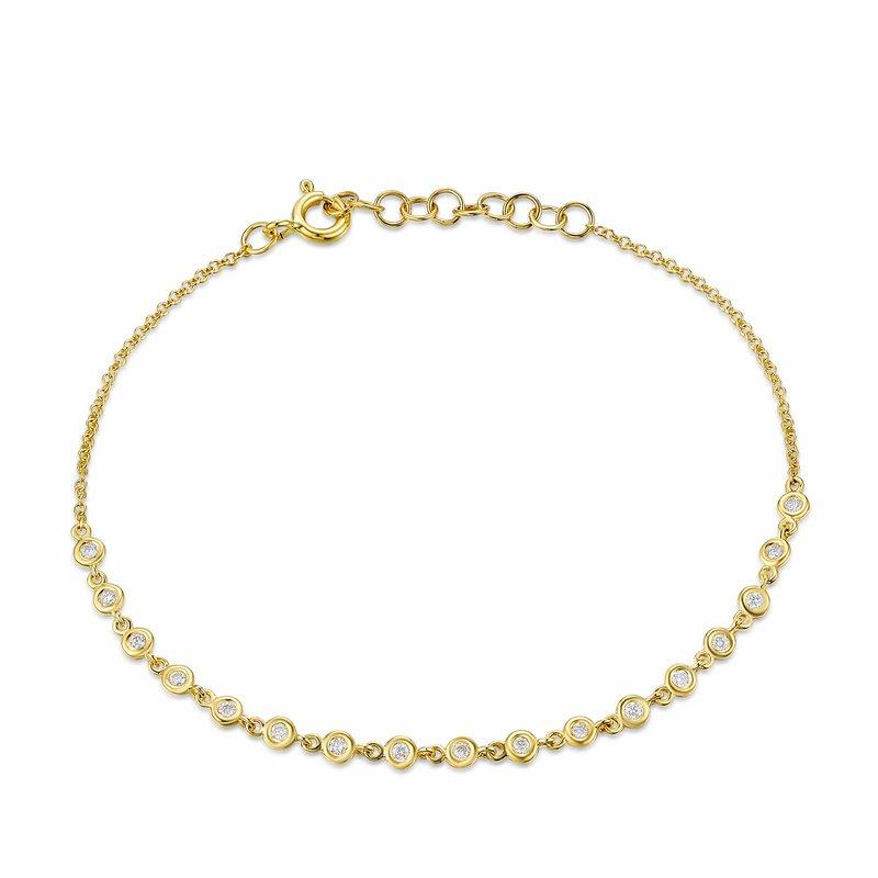 Continental Collection 0.25 ctw Diamond Bracelet