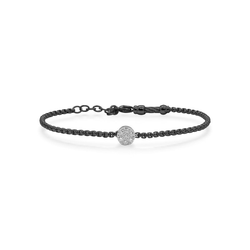 ALOR 0.15 ctw Diamond Bracelet