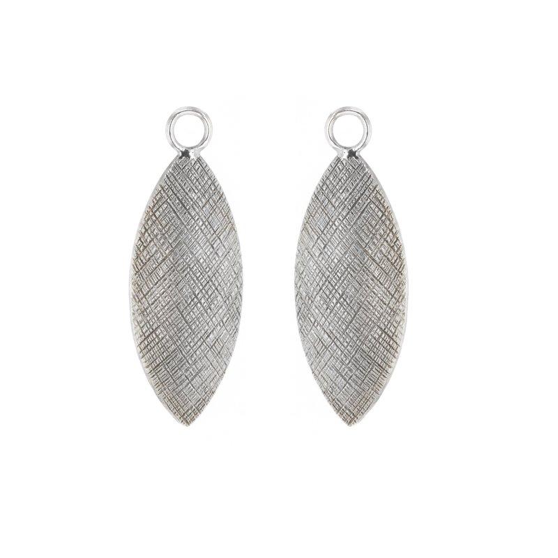 Nina Nguyen Designs Marquise Shape Drop Jackets