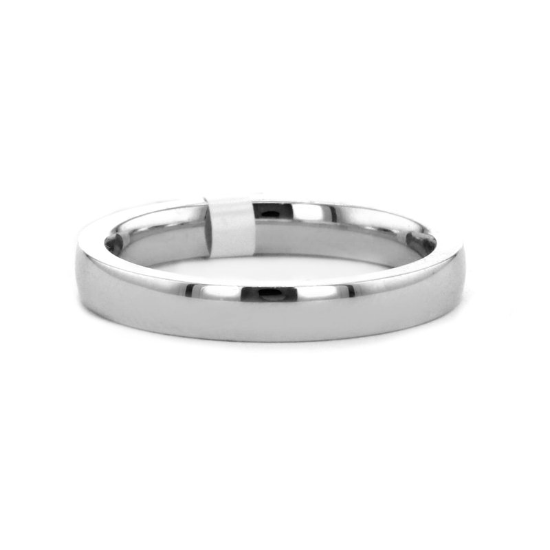 Continental Collection 3MM Low Dome Polished Band
