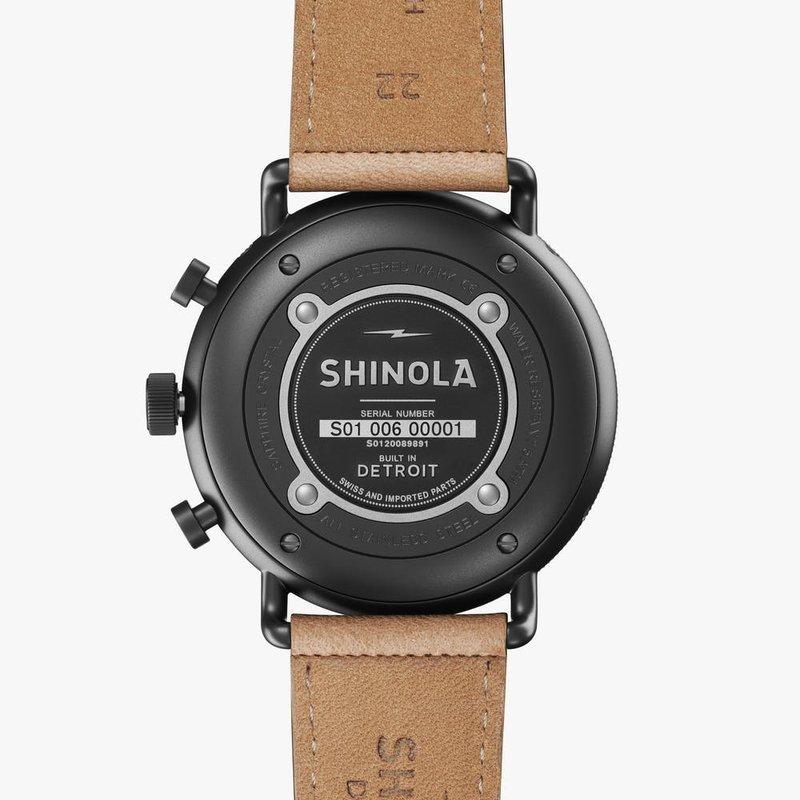 Shinola Canfield Sport 45MM
