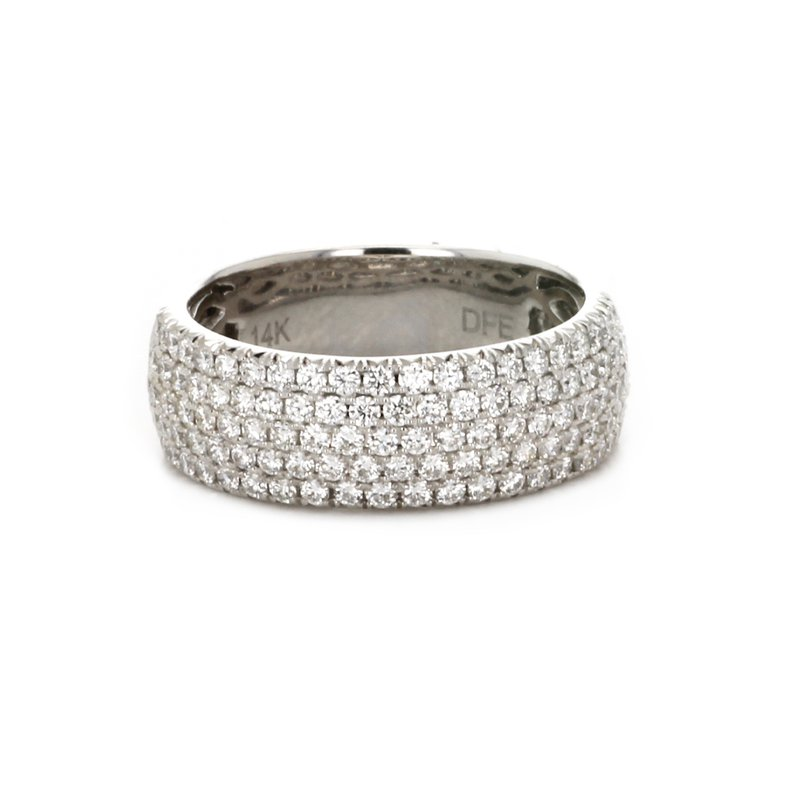 Continental Collection Diamond Band