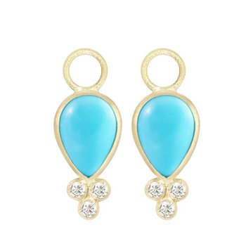 TURQUOISE EARRING JACKETS