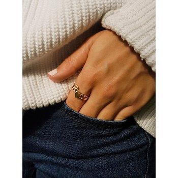 Love Letter Heart Ring
