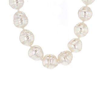 South Sea Circle (10.2X11.9MM) Pearls