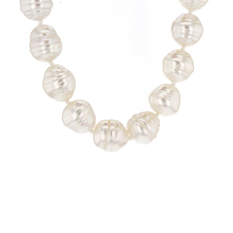 Continental Collection South Sea Circle (10.2X11.9MM) Pearls