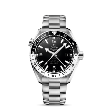PLANET OCEAN 600M CO‑AXIAL MASTER CHRONOMETER GMT 43.5 MM