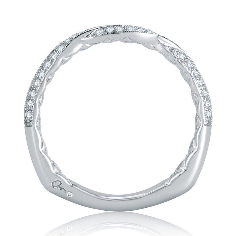 A.JAFFE 0.18 ctw Diamond Band