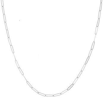 """16"""" 2.6MM Paperclip Chain"""