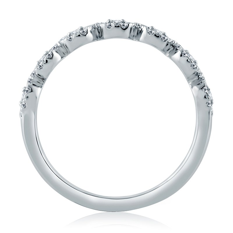 A.JAFFE 0.46 ctw Diamond Band