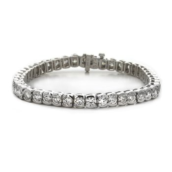 8.25 ctw Diamond Tennis Bracelet