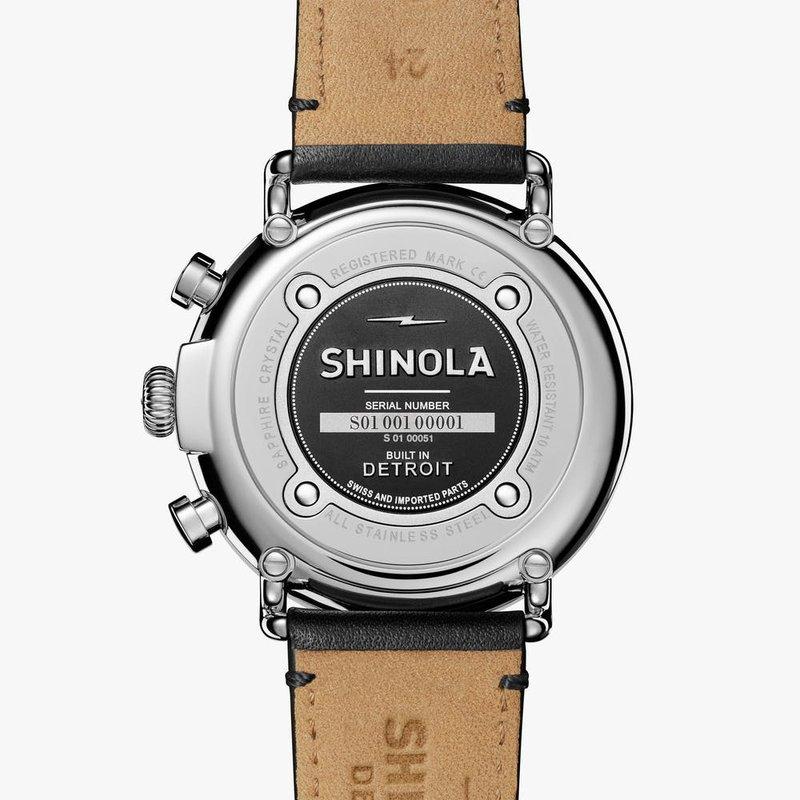 Shinola Runwell Chrono 47MM