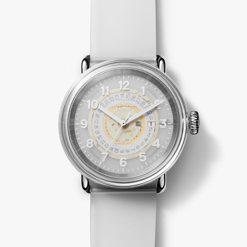 Shinola THE MIDDLE CHILD DETROLA 43MM