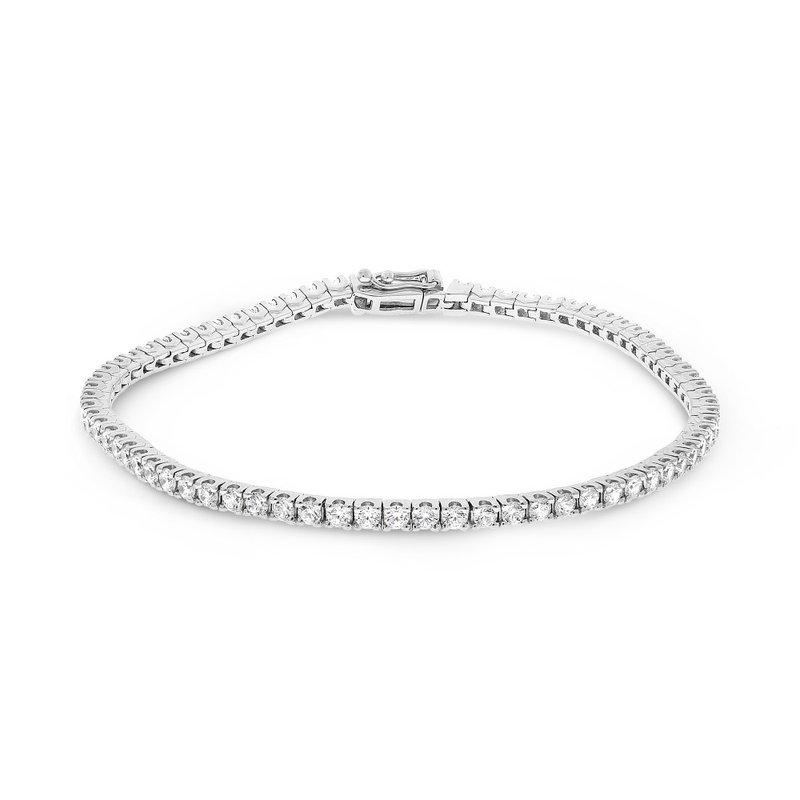 Continental Collection 3.00 ctw Diamond Tennis Bracelet