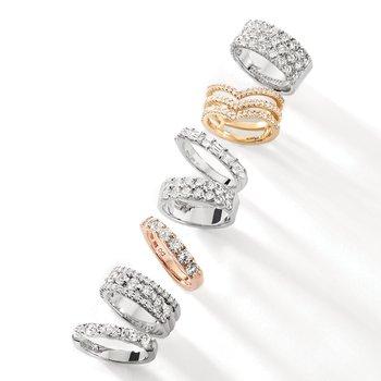 V Band Ring