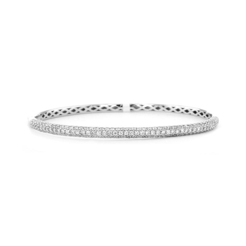 Continental Collection 2.00 ctw Diamond Bangle Bracelet