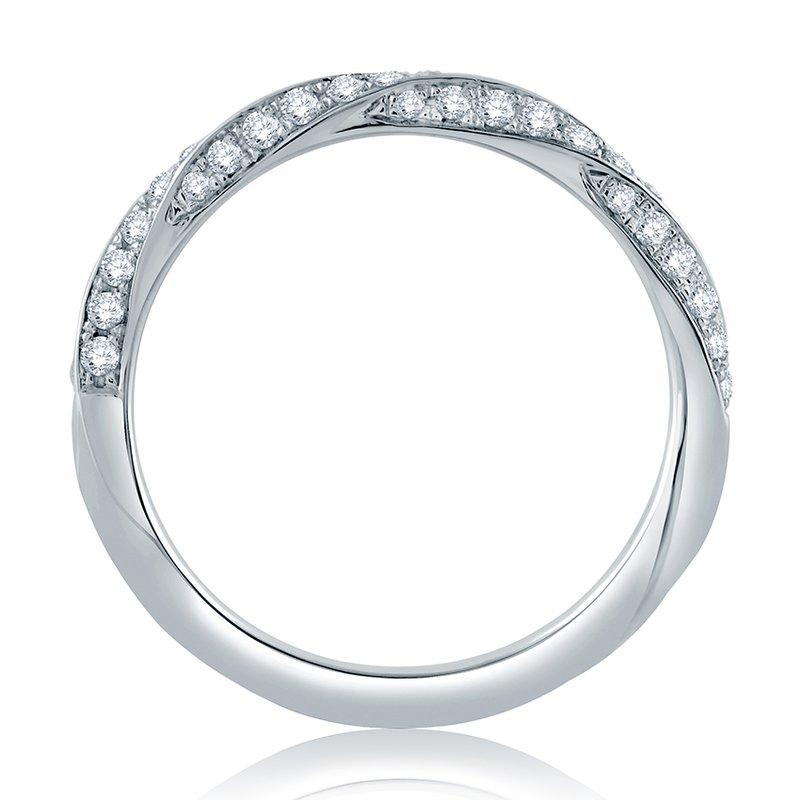 A.JAFFE 0.33 ctw Diamond Band