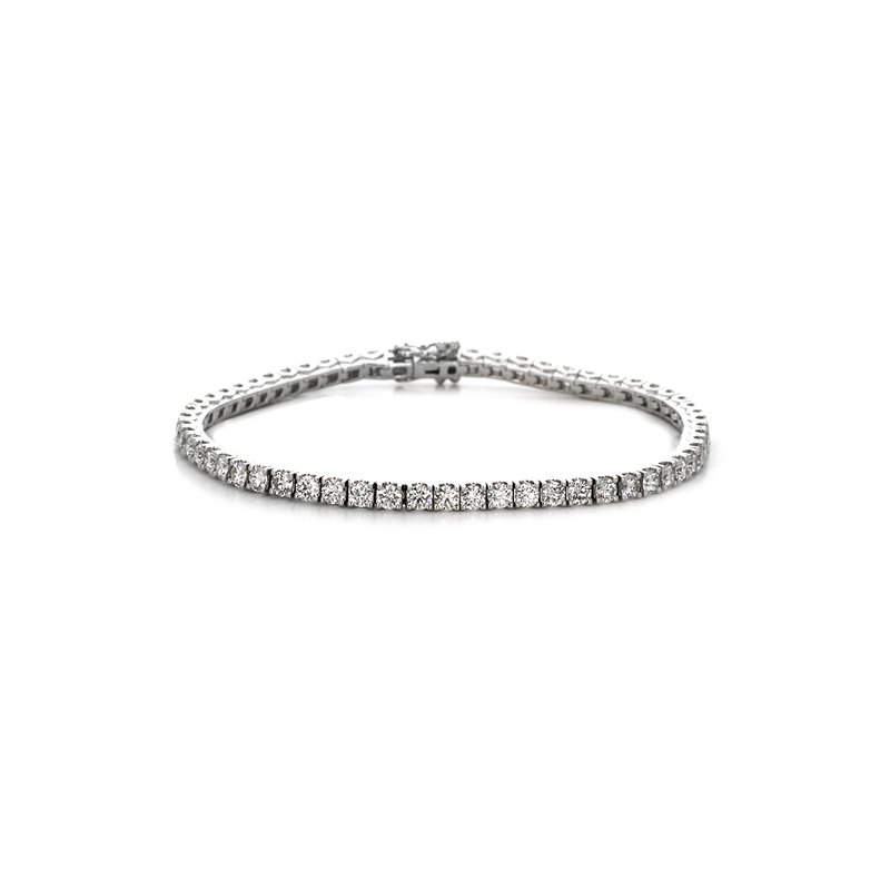 Continental Collection Diamond Tennis Bracelet