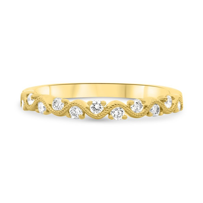 Continental Collection 0.28 ctw Diamond Band
