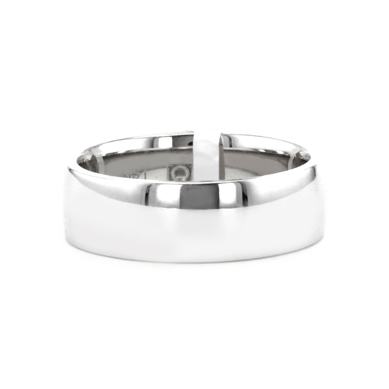 Continental Collection 7MM Low Dome Polished Band