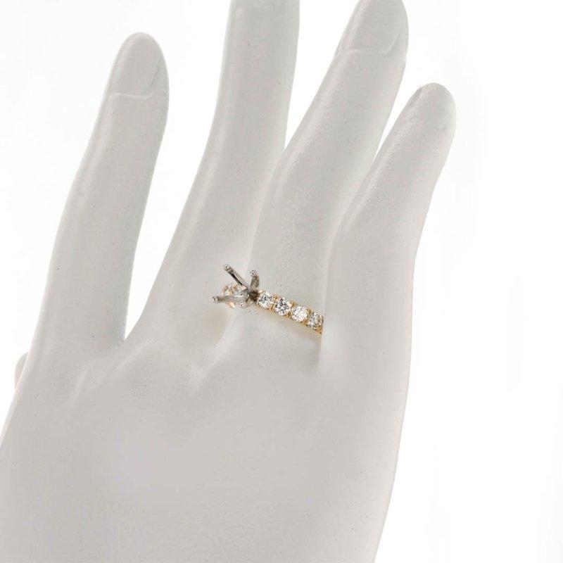 Signature Collection 0.92 ctw Diamond Solitaire