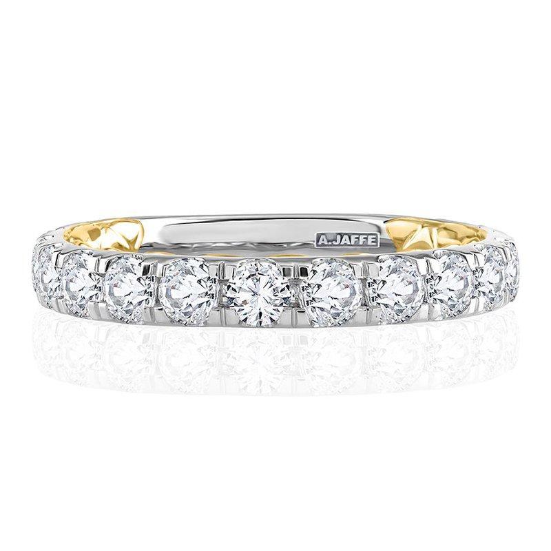 A.JAFFE 1.60 ctw Diamond Band