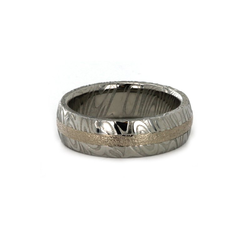 Chris Ploof Designs Damascus Steel
