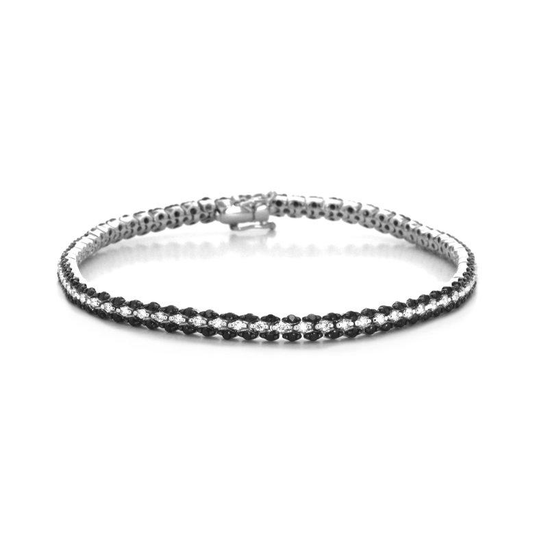 Continental Collection Diamond Tennis Bracelet