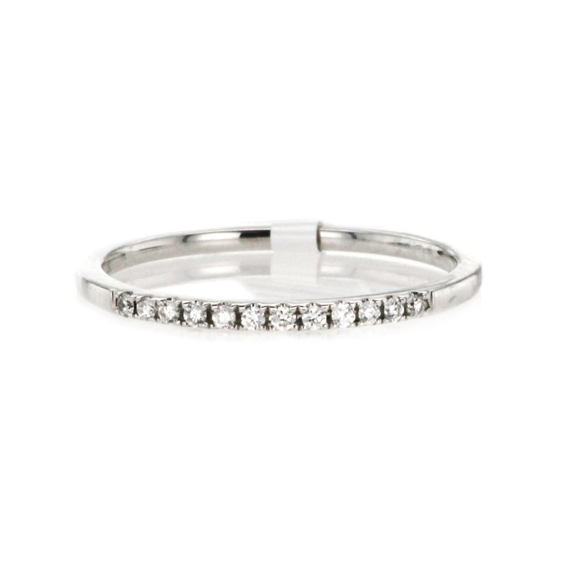 Continental Collection 0.08 ctw Diamond Band