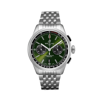 Premier B01 Chronograph Bentley British Racing Green
