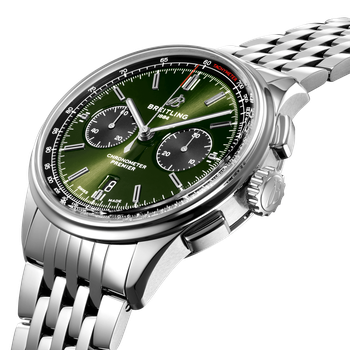 Premier B01 Chronograph Bentley British Racing Green