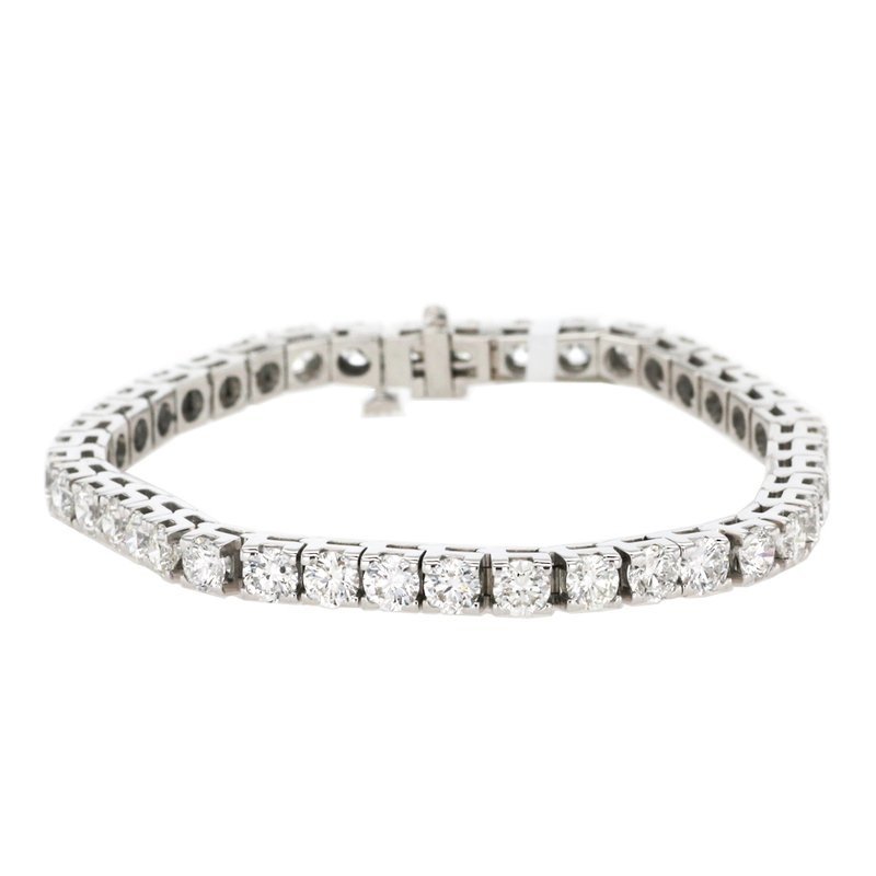 Continental Collection 10.48 ctw Diamond Tennis Bracelet