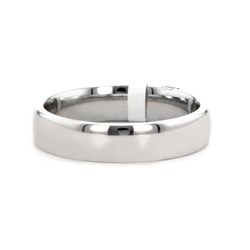 Continental Collection 5MM Low Dome Polished Band