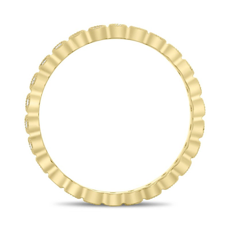Continental Collection 0.22 ctw Eternity Diamond Band