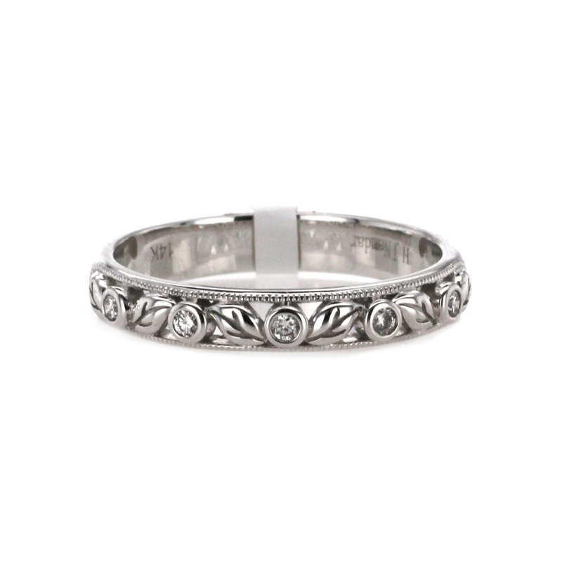 Continental Collection 0.07 ctw Diamond Band