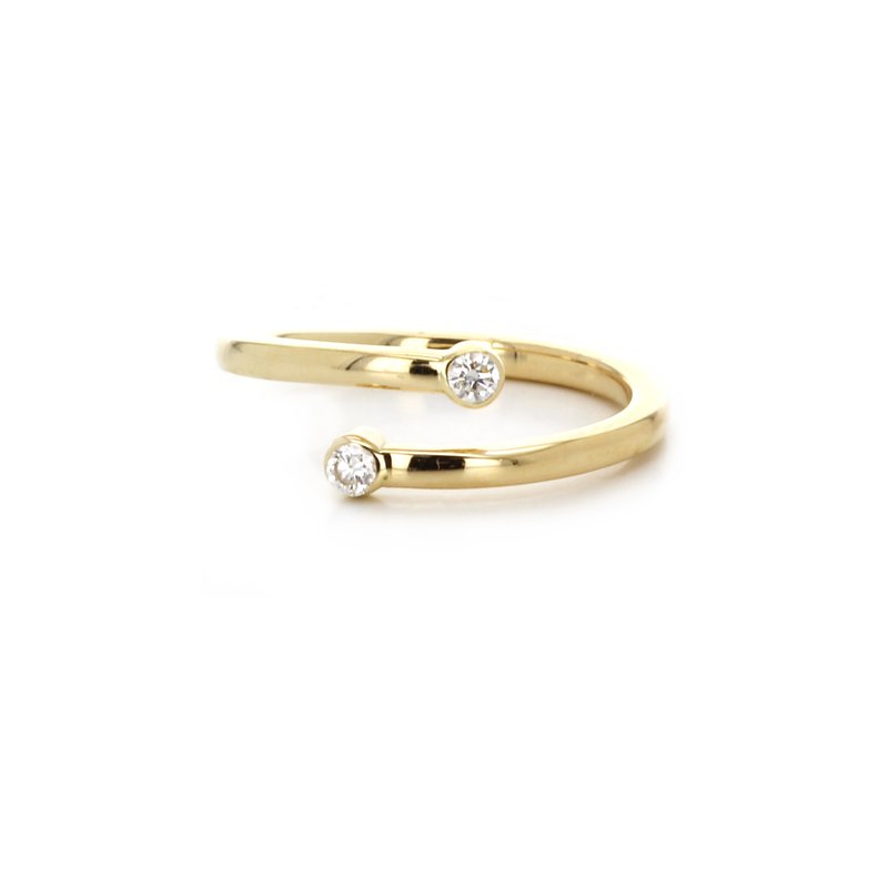 Continental Collection Split Top Ring