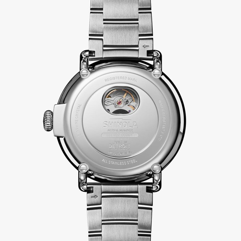 Shinola Runwell Automatic 45MM