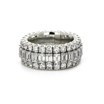 Expandable Eternity Band