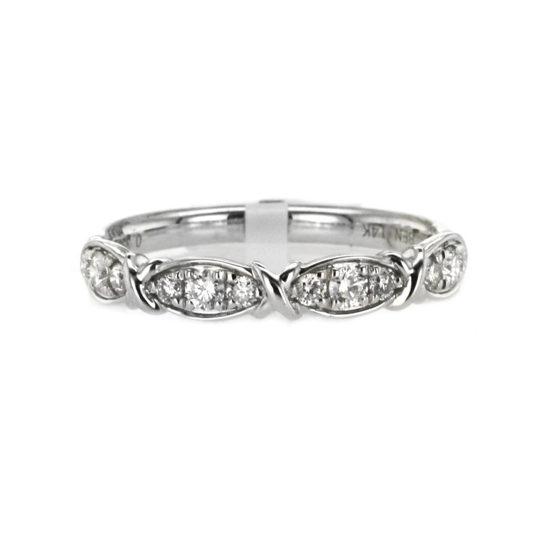 Continental Collection 0.35 ctw Diamond Band
