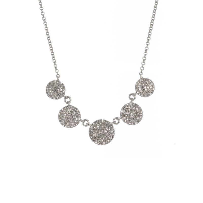 Continental Collection Diamond Necklace