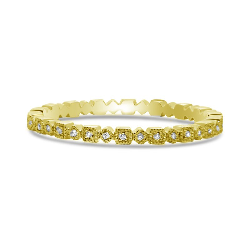 Continental Collection 0.03 ctw Diamond Band
