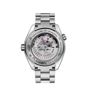 PLANET OCEAN 600M CO‑AXIAL CHRONOMETER GMT 43.5 MM