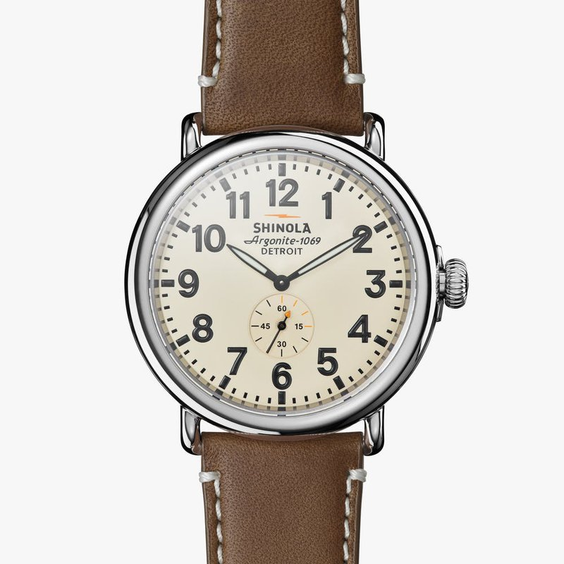 Shinola Runwell 47MM