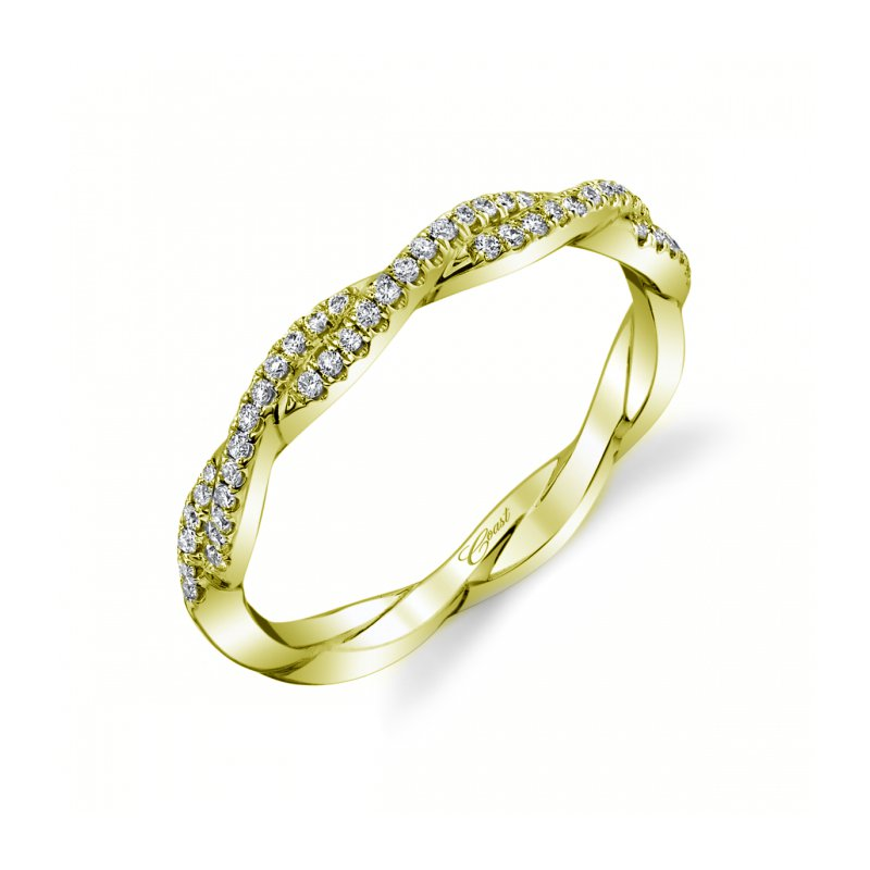 Continental Collection 0.18 ctw Diamond Band