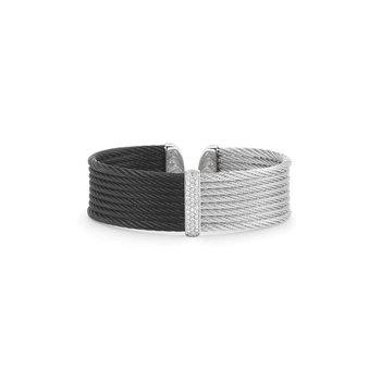 0.34 ctw Diamond Cuff Bracelet