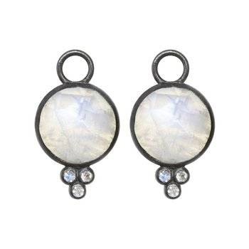 MOONSTONE EARRING JACKETS
