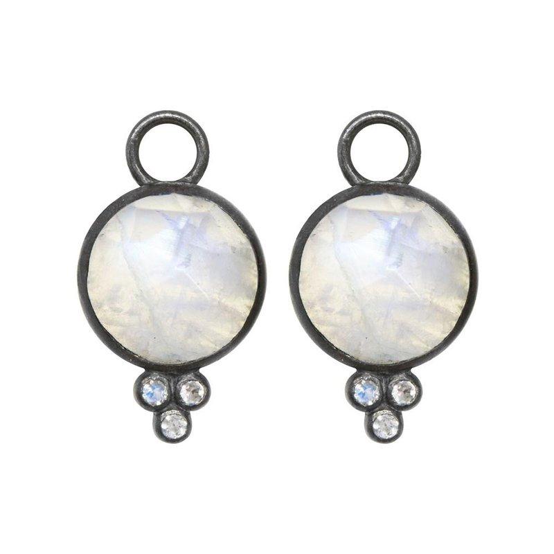 Nina Nguyen Designs MOONSTONE EARRING JACKETS