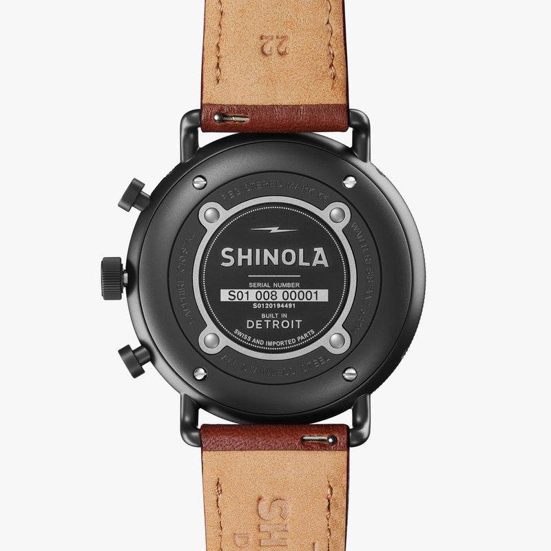 Shinola THE CANFIELD SPORT 45MM