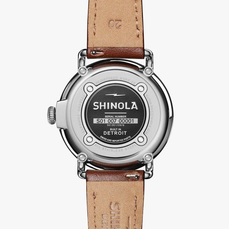 Shinola THE RUNWELL 41MM